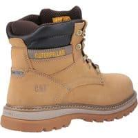 Caterpillar Fairbanks Boots Safety Honey Reset